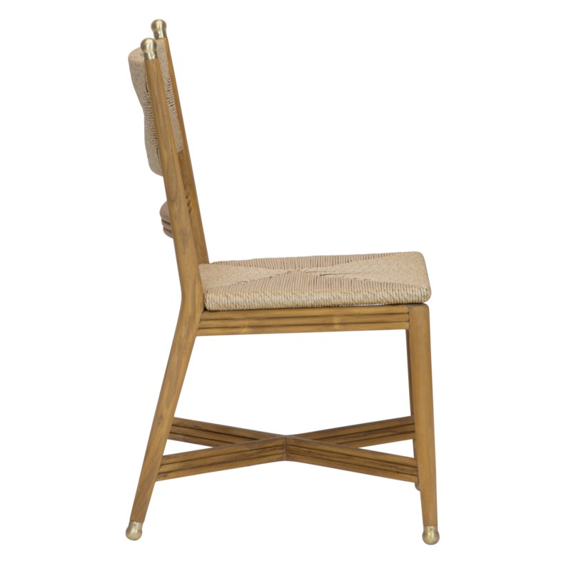 Kelmscott Rush Side Chair in Natural