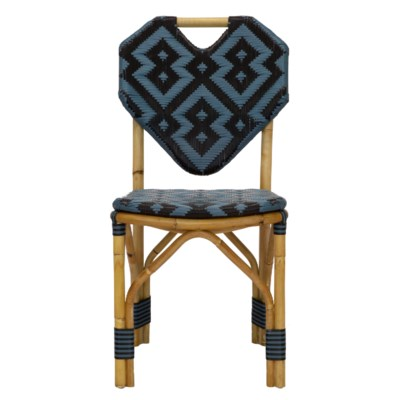 Orkney Bistro Side Chair in Black
