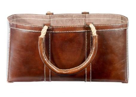 Adirondack Log Bag in Brown