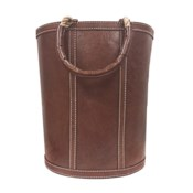 Adirondack Large Log Bag in Brown