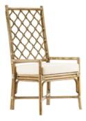 Ambrose Arm Chair - Nutmeg