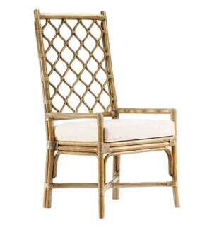 Ambrose Arm Chair in Nutmeg