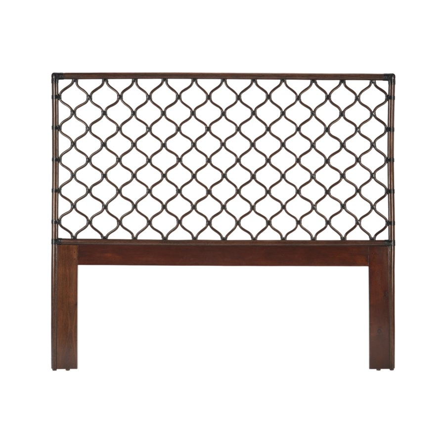 Ambrose King Headboard in Cinnamon