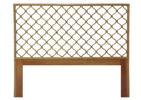 Ambrose King Headboard in Nutmeg