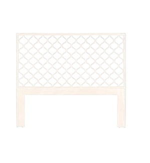 Ambrose Queen Headboard in White