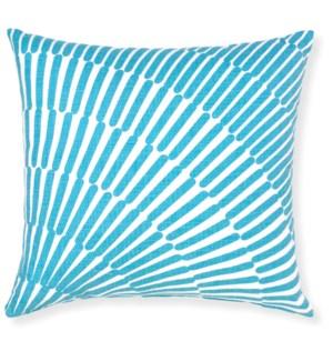 Array Aqua Throw Pillow ADD INSERT PFF20X20 - LIQ