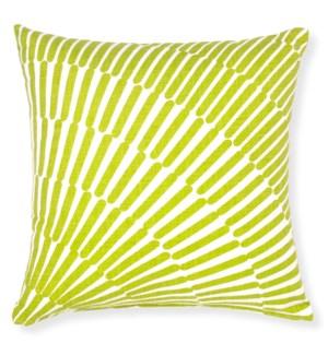 Array Lime Throw Pillow ADD INSERT PFF-20X20 - LIQ
