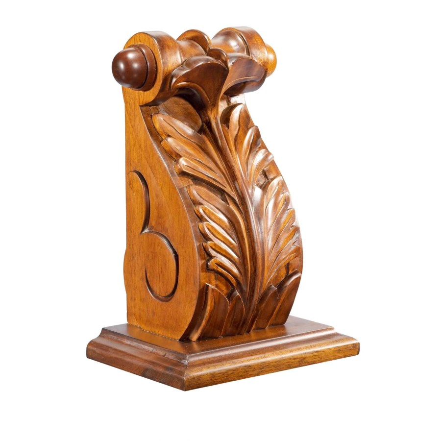 Acanthus Bookends