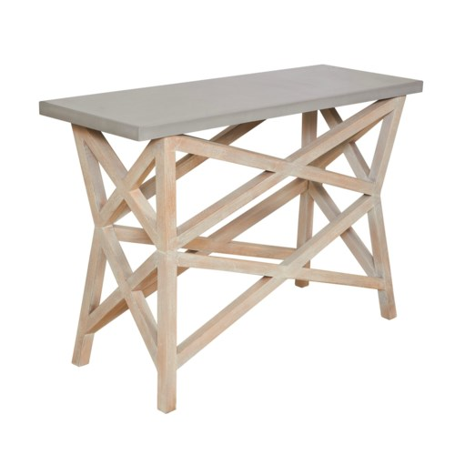 Bridge Cement Console Top Only