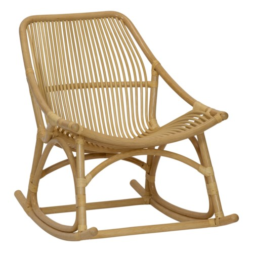 Berkeley Rocking Chair in Natural