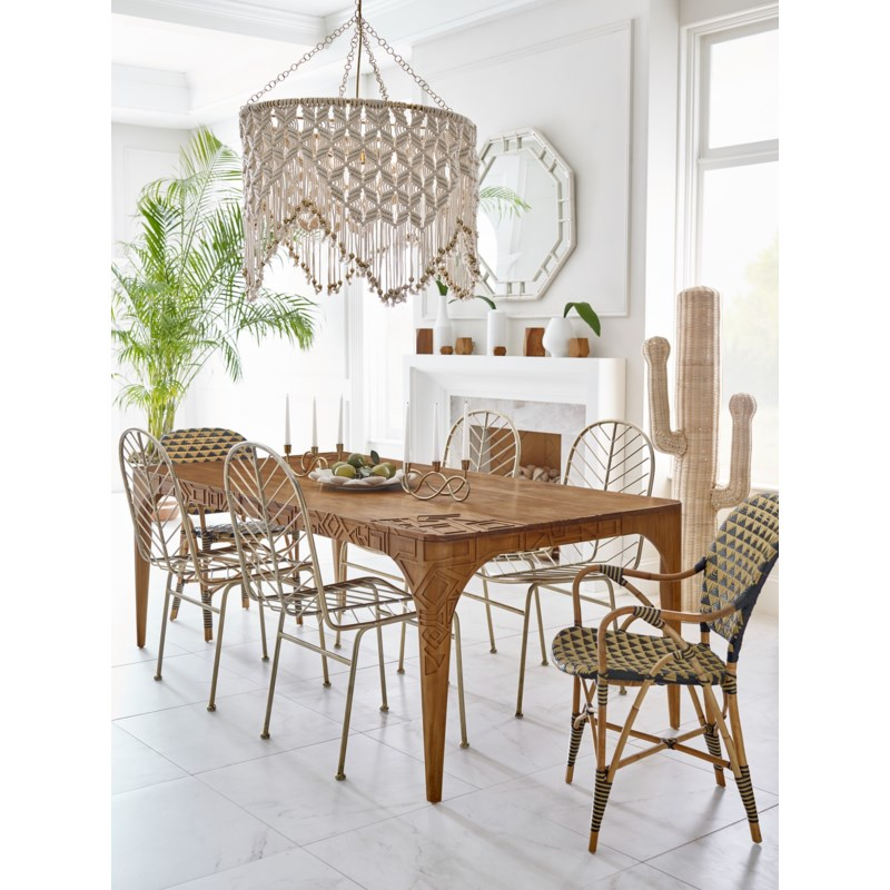 Pinnacles Dining Table in Natural