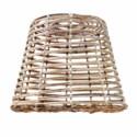 Bodega Round Pendant Light in Natural