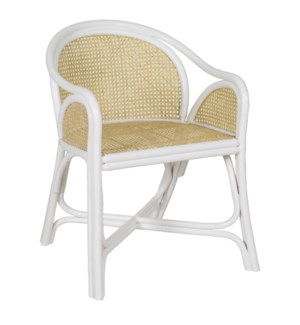 Bolinas Dining Chair in White