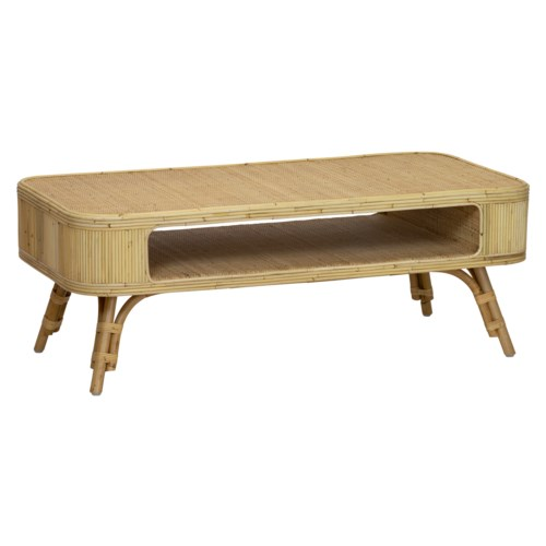 Bixby Coffee Table in Natural
