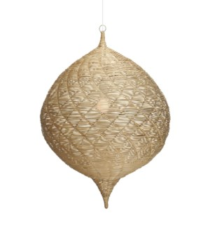 Calabash Pendant in Natural