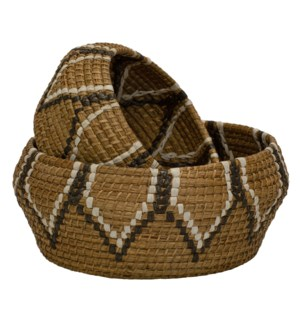 Clemente Nesting Baskets, Set of 2