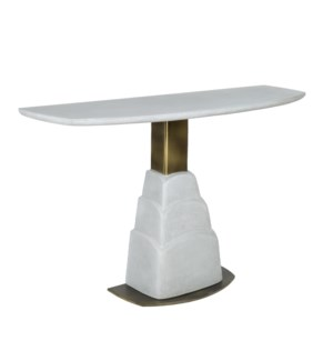 Chrysler Demilune Table