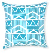 Rapee Chico Aqua Cushion 18x18