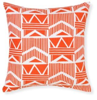 Rapee Chico Coral Cushion 18x18