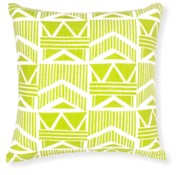 Rapee Chico Lime Cushion 18x18