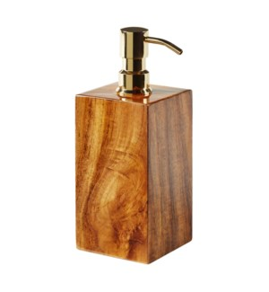 Captain's Lotion/Soap Dispenser in Natural