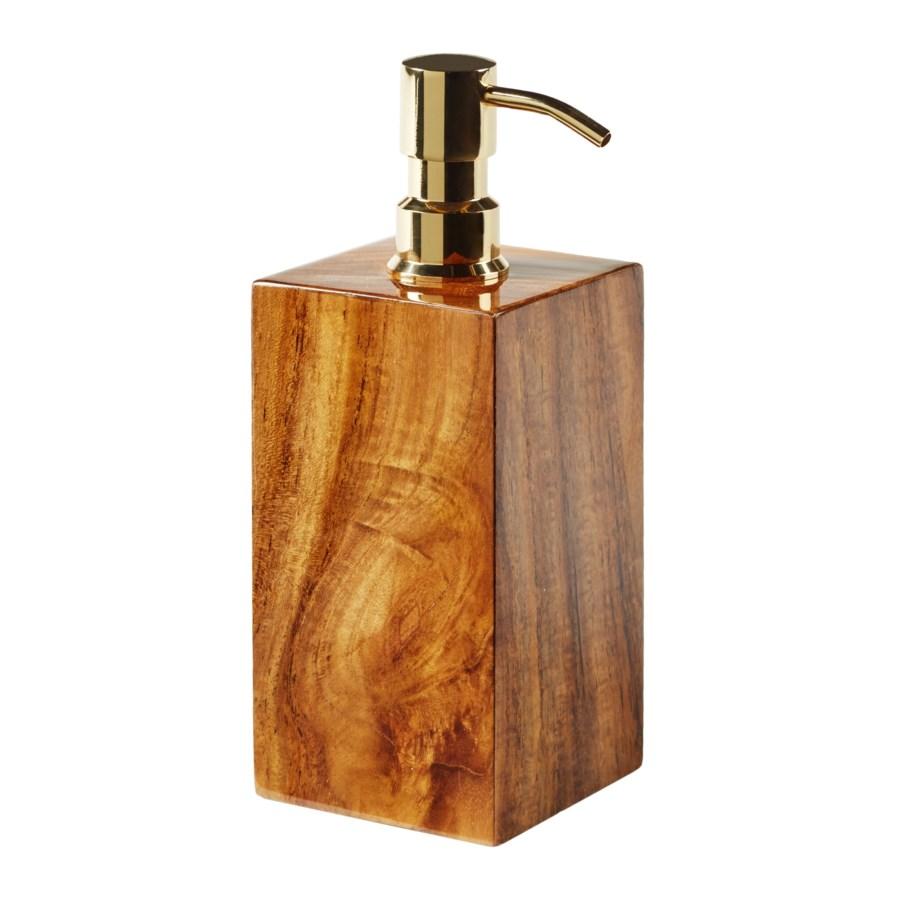 Captain's Lotion/Soap Dispenser in Natural