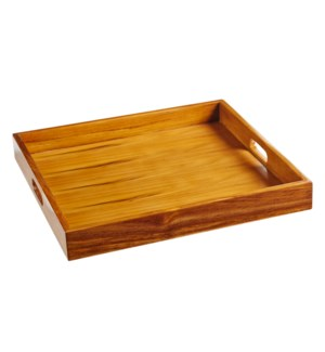Captain's Serving Tray in Natural