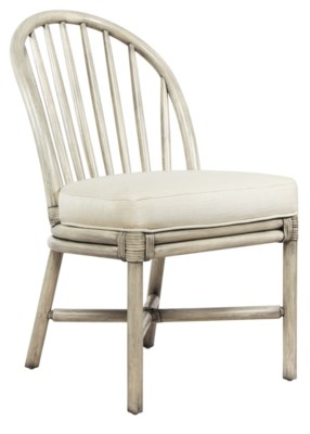 Carousel Dining Chair in Oyster