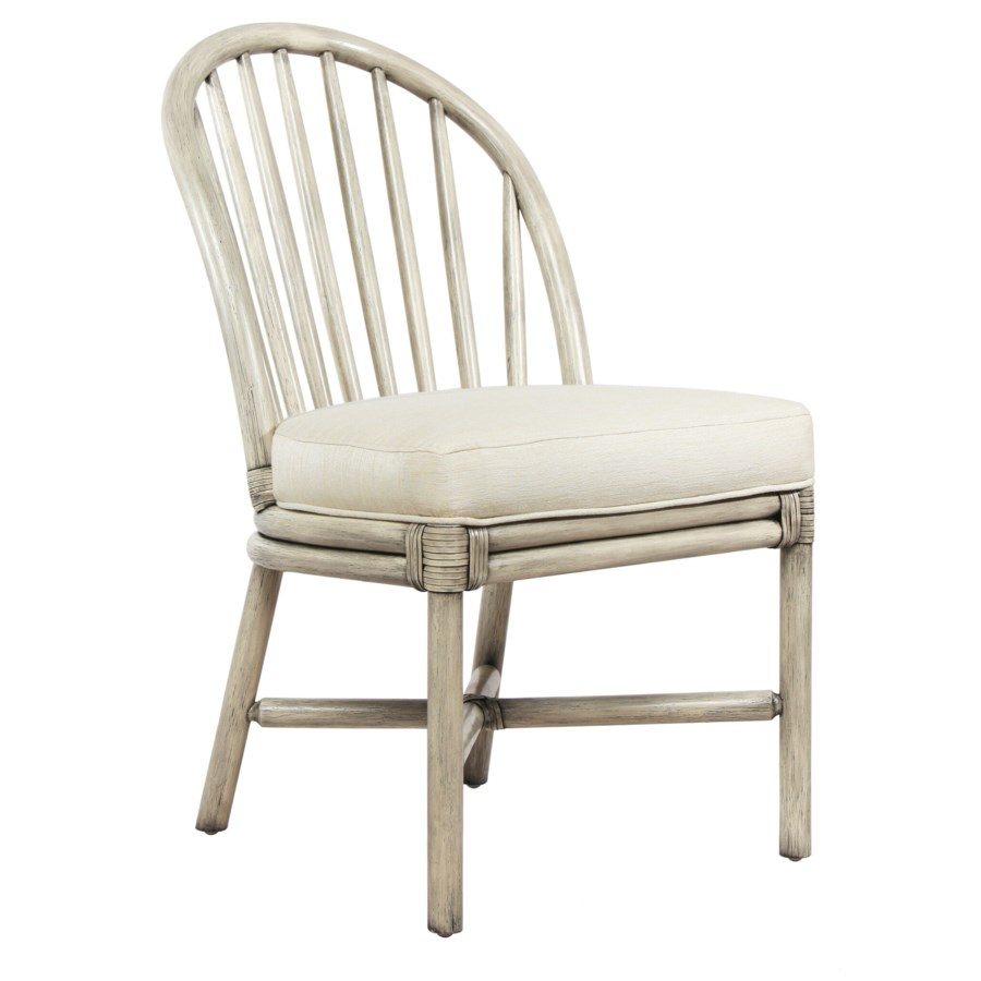 Carousel Side Chair in Oyster