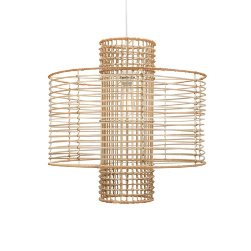 Deco Hanging Pendant in Natural