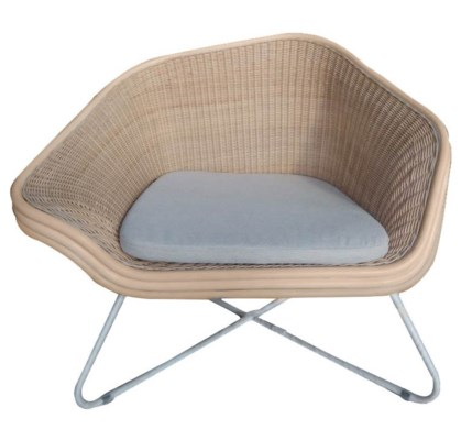 Deschutes Lounge Chair in Natural