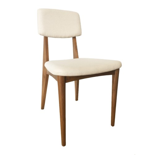 Dane Side Chair in Natural