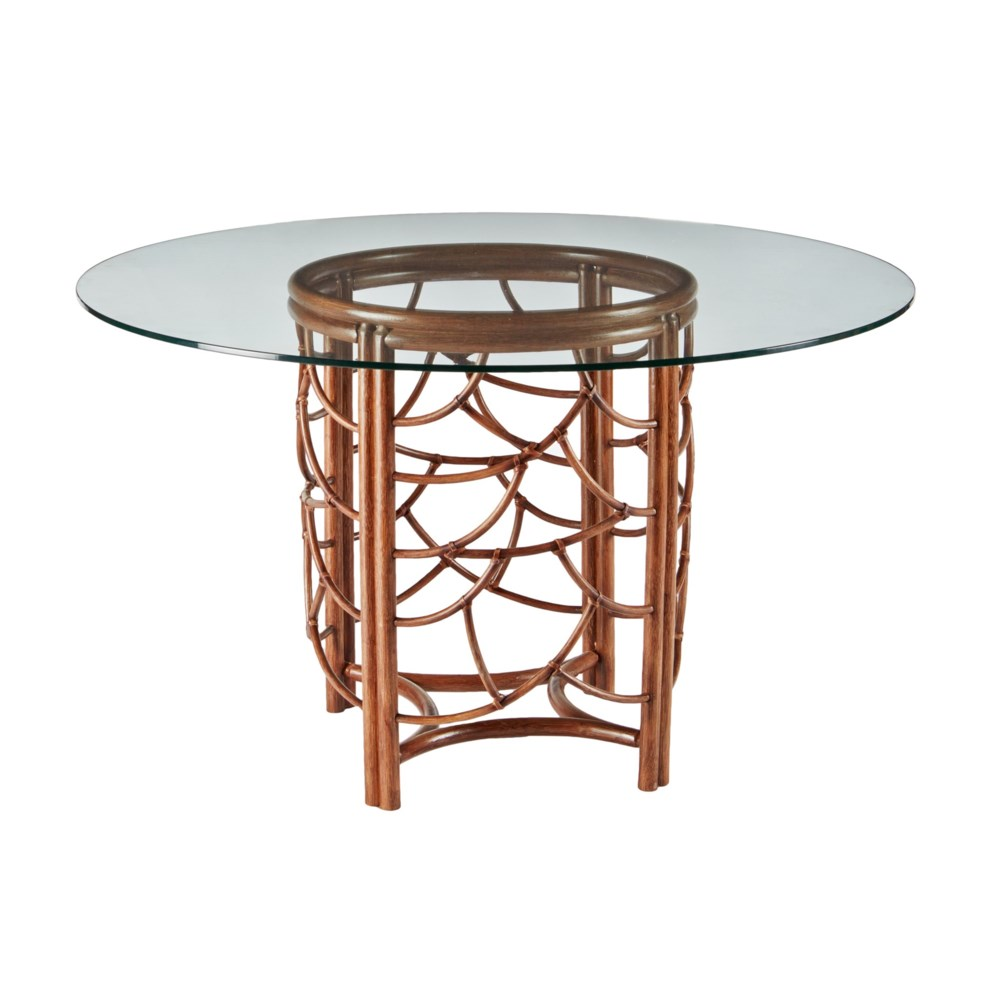DOT Dining Table in Cinnamon