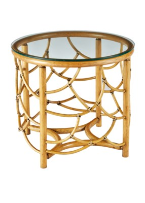 DOT Side Table - Nutmeg