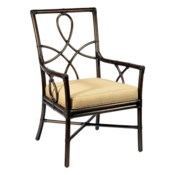 Elise Arm Chair in Clove