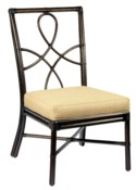 Elise Side Chair in Clove