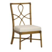 Elise Side Chair in Nutmeg