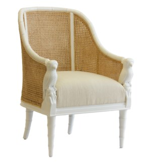 Cockatoo Chair in White