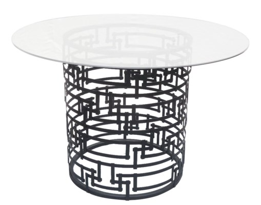 Yvans Geometric Base - Steel