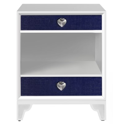 Shanghai Night Stand - Navy