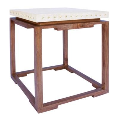 Shanghai Side Table - Natural