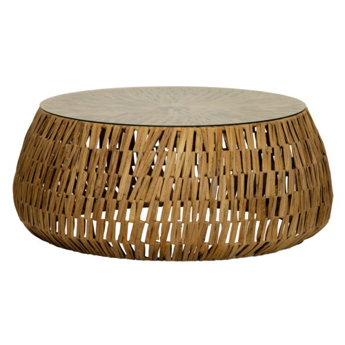 Folha Coffee Table in Natural