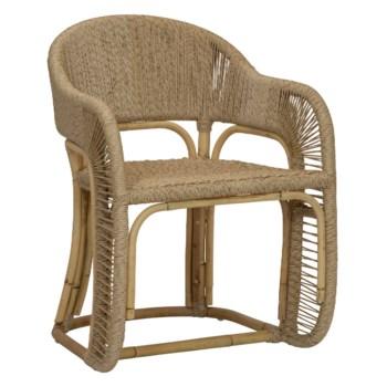 Glen Ellen Arm Chair in Natural