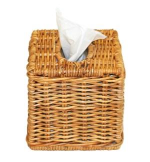 Healdsburg Tissue Box in Natural