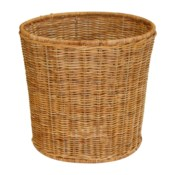 Healdsburg Wastebasket in Natural