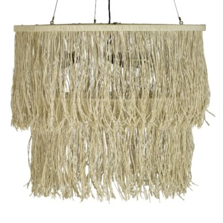 Hitch Large Chandelier in Natural