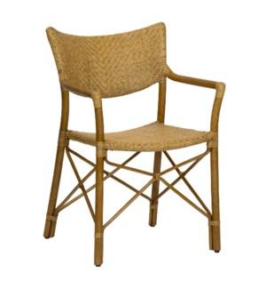 Henny Arm Chair in Nutmeg