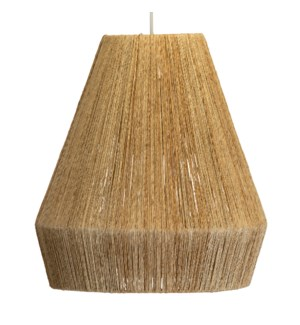 Collins Pendant in Natural
