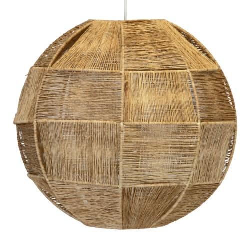 Highball Pendant in Natural