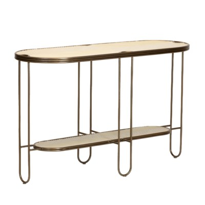 Hudson Console Table in Natural